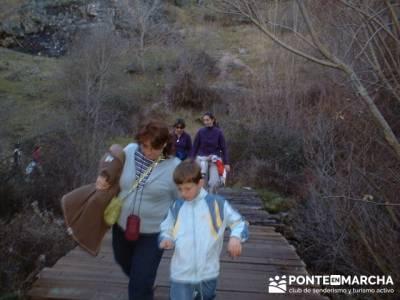 Cañón del Río Dulce y Sigüenza; senderismo organizado; senderismo madrid grupos